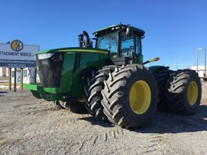 John Deere 9510R Tractor for sale! High Flow! 926 Hrs! $329,500