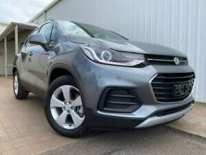 2019 Holden Trax TJ MY19 LS Grey 6 Speed Automatic Wagon Port Adelaide Port Adelaide Area Preview