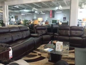 OVERSTOCK SALE ON SOFA'S & RECLINER SETS Kitchener / Waterloo Kitchener Area image 7