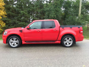 2010 Adrenalin Ford Explorer Sport Trac