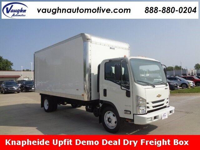 2020 Chevrolet 4500 LCF  6 Miles Arc White 2D Standard Cab Vortec 6.0L V8 SFI 6-