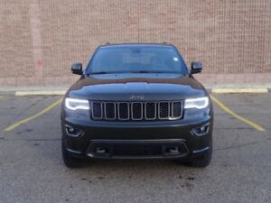 2017 Jeep Grand Cherokee 4WD 75TH ANNIVERSARY Accident Free,  Na
