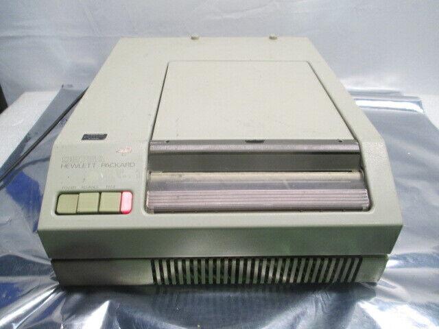HP 9876A Fan-Fold Thermal Printer Plotter, 5x7 Dot Cell Matrix 480LPM, 453607