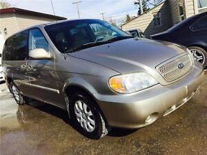 2004 Kia Sedona LX Mint condition, New safety only $2995