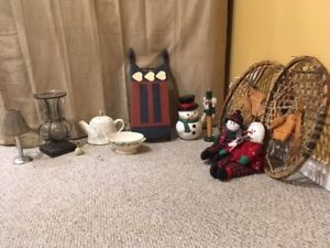 CHRISTMAS Decorations and Items - Excellent Condtion