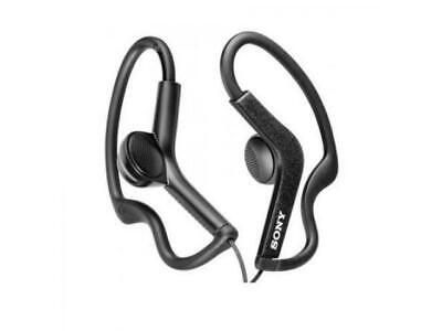 Sony MDR-AS200 Active Sports Stereo Headphones Headsets Earbuds Black for sale  Shipping to India