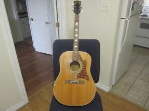 vintage 6 string guitar
