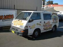 2007 Mitsubishi Express SWB SJ MY07  Manual Van Banksmeadow Botany Bay Area Preview