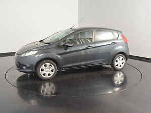 2013 Ford Fiesta WT LX Grey 5 Speed Manual Hatchback Welshpool Canning Area Preview