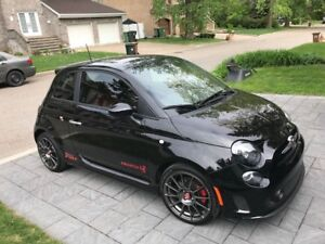Abarth - Fiat 500 - Superbe Condition