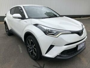 2017 Toyota C-HR NGX10R Koba S-CVT 2WD White 7 Speed Constant Variable Wagon Oakleigh Monash Area Preview