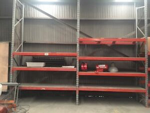 Industrial Shelving for sale Banksmeadow Botany Bay Area Preview