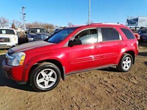 2005 Chevrolet EQUINOX LT For Sale Edmonton