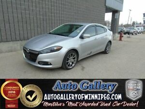 2013 Dodge Dart Rallye *Low Kms!
