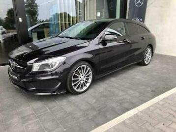 mercedes-benz cla 200 cdi s-brake