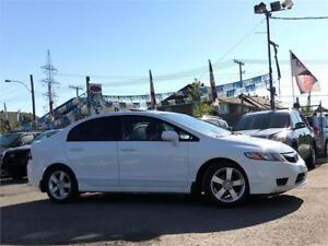 2010 Honda Berline Civic Sport/AUTO/AC/MAGS/TOIT/CRUISE/AUX/ELEC
