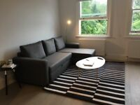 Black & White Modern Rug - In great condition - Bought £269 now selling for £60