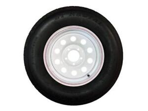 NEW TRAILER TIRES AND WHEELS 15 INCH RADIAL ST205/75/R15