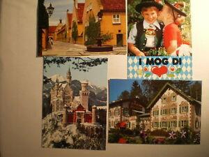 many vintage world postcards Peterborough Peterborough Area image 5