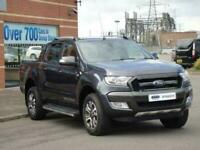 2018 Ford Ranger 1.4i 16V Club 5dr Auto [AC] Double Cab Pick-up Diesel Automatic