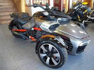 2015 CAN AM SPYDER F3 S