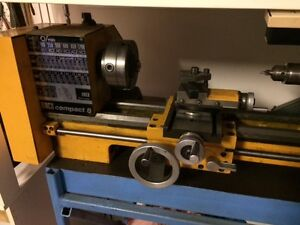 EMCO Compact  8 Lathe and Accessories Bridgeman Downs Brisbane North East Preview