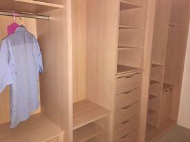 Betta Living Walk in Wardrobe