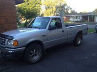 2003 Ford Ranger XLT Fleet Pickup Truck