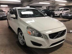 2012 Volvo S60 T5  II BLISS LANE DEPART TOIT CUIR IMPECCABLE