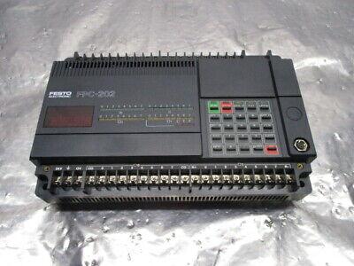 Festo FPC-202 PLC Programmable Logic Controller Module Unit, 453271
