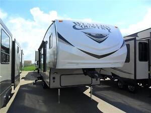 2017 27 FT CROSSROADS WESTERN COUNTRY 24 RL TRAVEL TRAILER