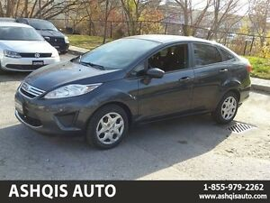2011 Ford Fiesta SE new tires