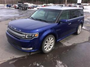 2013 Ford Flex EcoBoost Limited