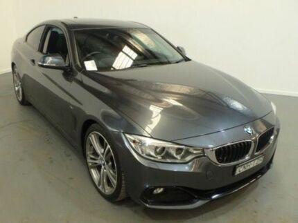 2013 BMW 428i F32 Sport Line Grey 8 Speed Automatic Coupe Kooringal Wagga Wagga City Preview