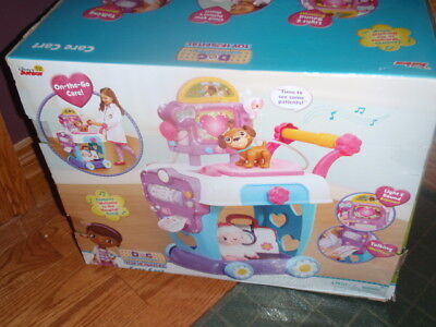 Disney Junior Doc McStuffins Toy Hospital Care Cart ](Doc Mcstuffins Cart)