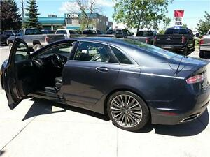 2013 Lincoln MKZ - Blue