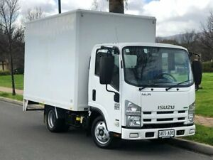 2011 Isuzu N Series White Cab Chassis 4x2 Hillcrest Port Adelaide Area Preview