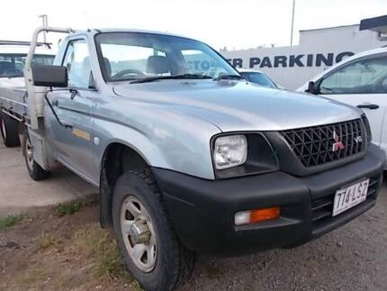 2003 Mitsubishi Triton Ute Mount Louisa Townsville City Preview