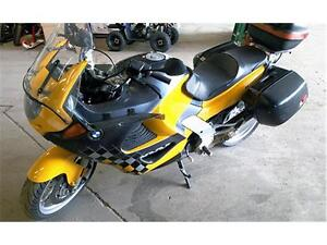 2001 BMW K1200RS Touring