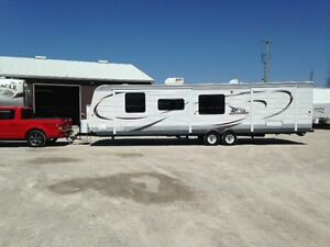 2014 Jayco Flight 34'
