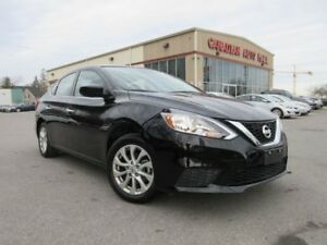 2017 Nissan Sentra SV, ROOF, BT, CAMERA, 21K!