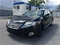 2011 Lexus ES 350, Premium Accident Free, Low 79k KM, Spotless!