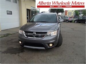 2013 DODGE JOURNEY  R/T EVERY AVAILABLE OPTION WE FINANCE ALL