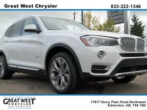 2017 BMW X3 xDrive28i**Premium Luxury SUV**