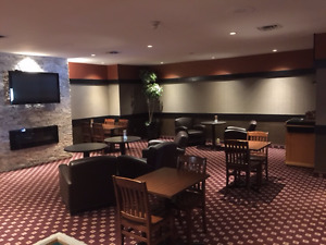 Restaurant for Lease in Busy Hotel In Trenton Ontario
