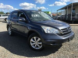 2010 Honda CR-V RE MY2010 Limited Edition 4WD Grey 6 Speed Manual Wagon Rocklea Brisbane South West Preview