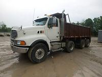 2006 Sterling LT9500 Tri-Axle Dump Trucks