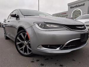 2016 Chrysler 200 C 3.6L V6 9 Speed