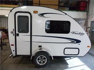 2017 PROLITE ECO 12' TRAVEL TRAILER