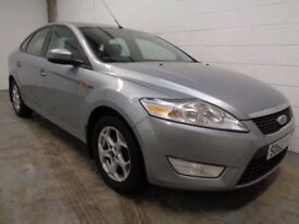 FORD MONDEO DIESEL , 2008/58 REG , LOW MILES + FULL HISTORY , LONG MOT , FINANCE AVAILABLE, WARRANTY